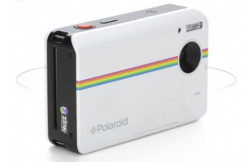 6109a9940d917 Para se ter uma leve ideia do esforço de renovação do nome Polaroid,  associando-o à era digital, a Administração nomeou, a 5 de Janeiro de 2010,  ...